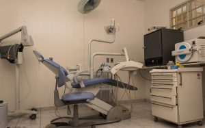 Ambulatório - sala odontológica